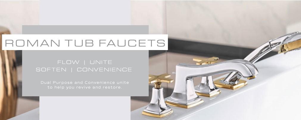 Roman Tub Faucets