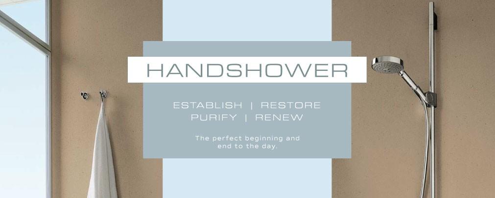 Handshowers