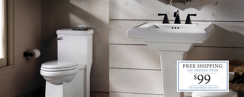 Pedestal/Console Bathroom Sinks
