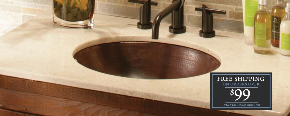 Undermount Bathroom Sinks