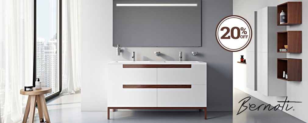 Bernoti Bathroom Vanity Collection