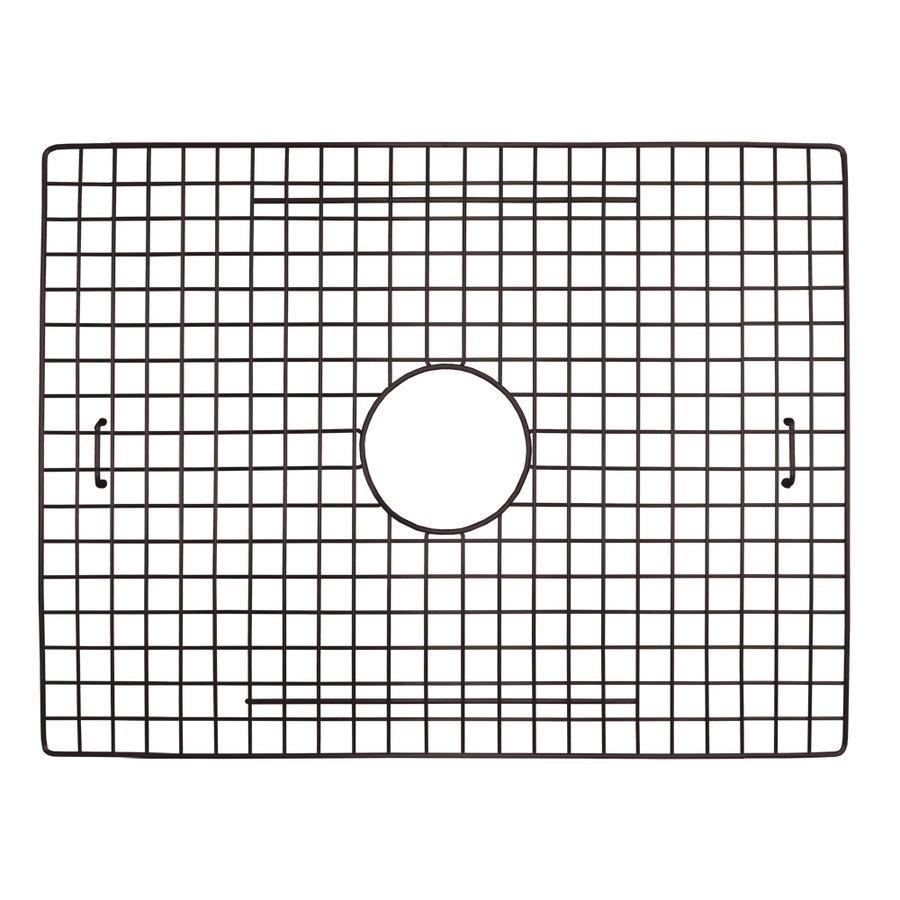 "Native Trails 20"" x 14"" Kitchen Sink Bottom Grid - Mocha GR2014-M"