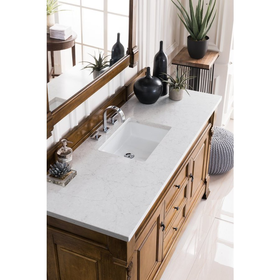 James Martin 60 Inch Brookfield Single Sink Vanity With Eternal