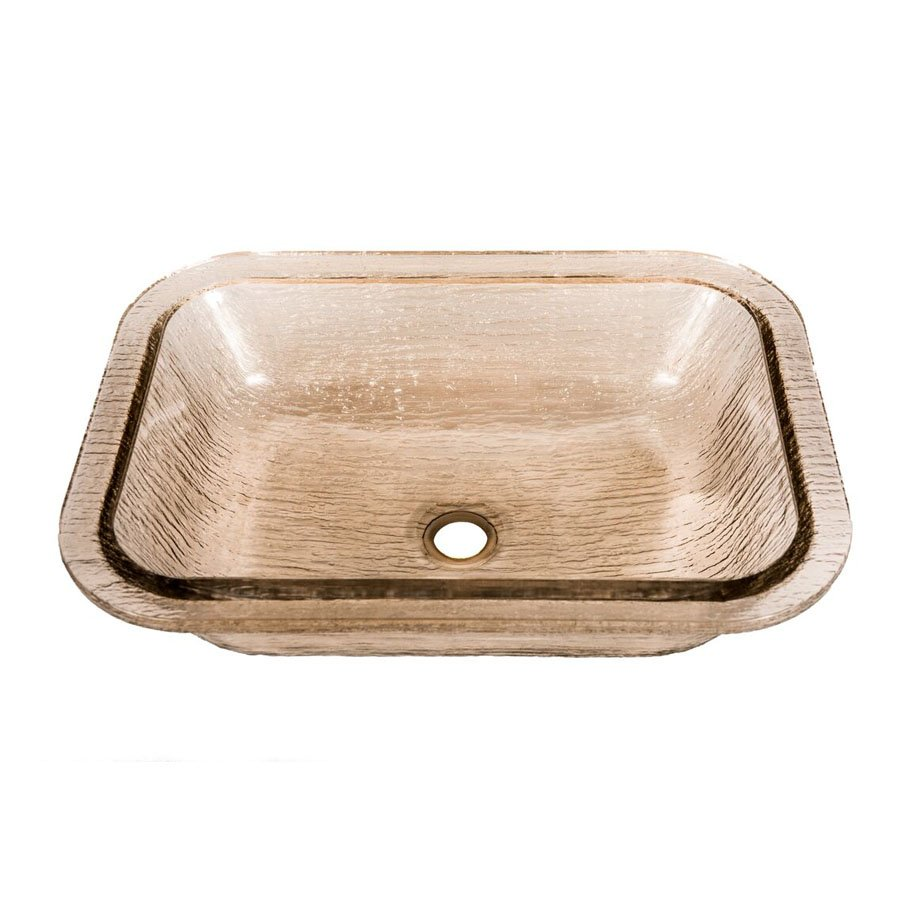 "JSG Oceana 21"" x 15-1/2"" Undermount Bathroom Sink - Fawn 007-407-120"