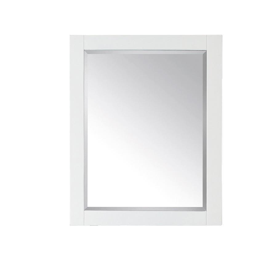 "24"" x 30"" Avanity Mirrored Medicine Cabinet - White 14000-MC24-WT"