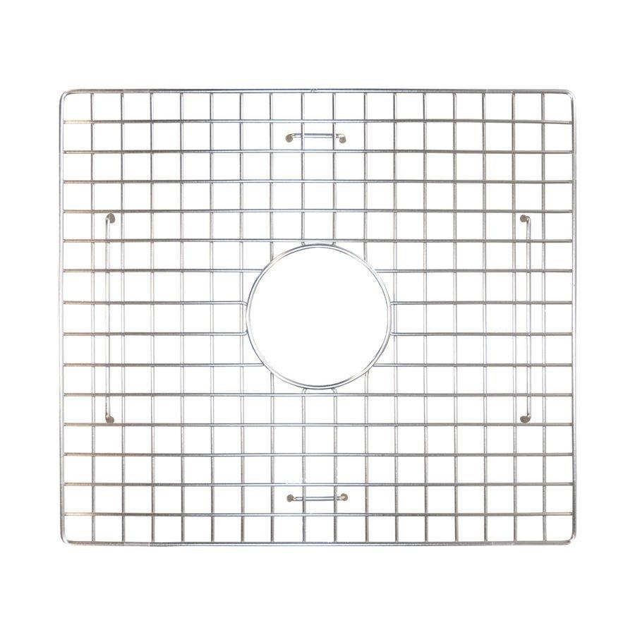 "Native Trails 15"" x 17"" Kitchen Sink Grid - Stainless Steel GR1715-SS"
