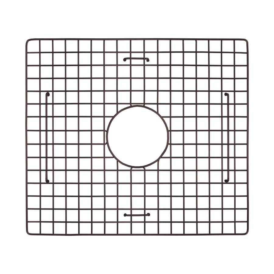 "Native Trails 15"" x 17"" Kitchen Sink Grid - Mocha GR1715-M"