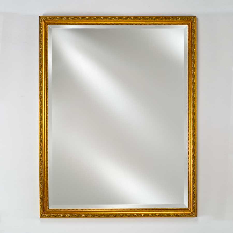 "Afina Estate 16"" Mirror - Antique Gold EC10-1626-GD"