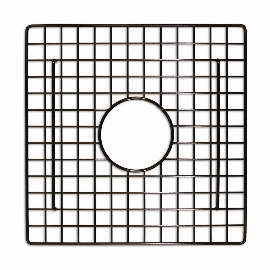 "Native Trails 12-1/2"" Square Kitchen Sink Grid - Mocha GR934-M"