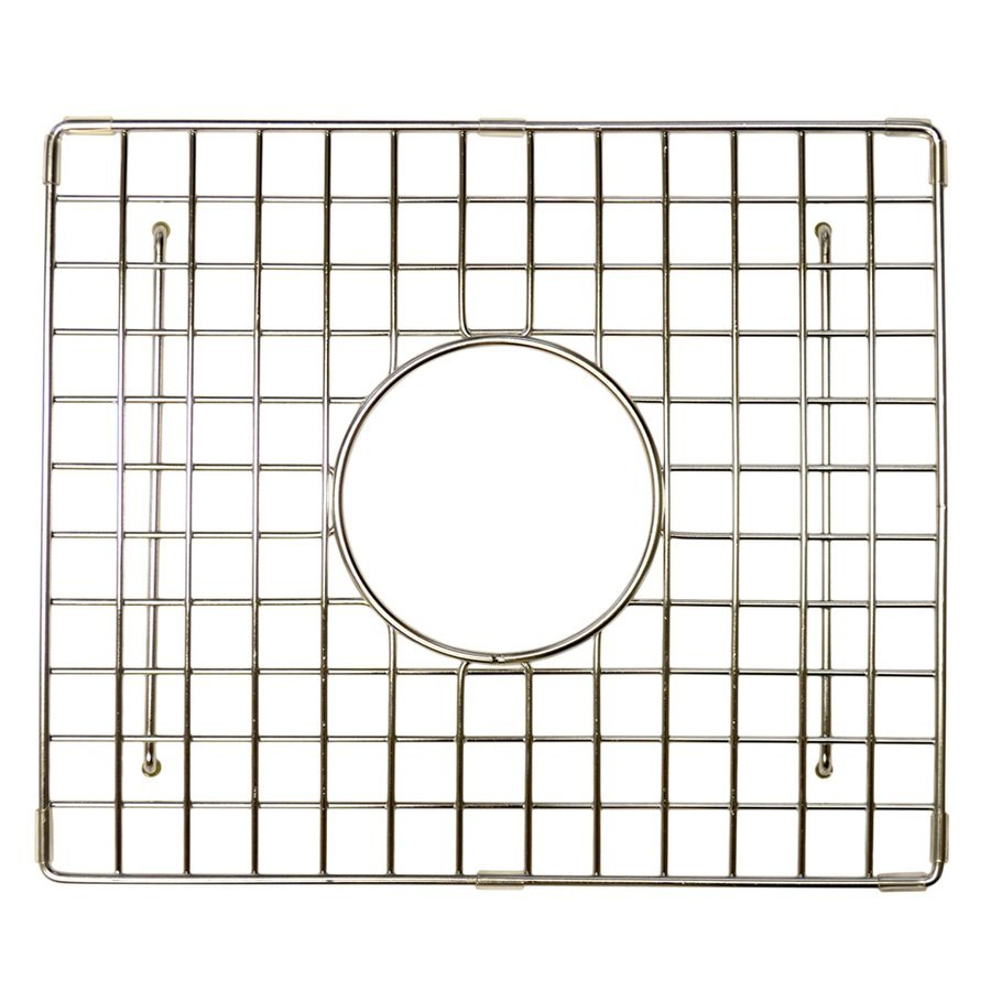 "Native Trails 13-1/4"" x 11-1/4"" Kitchen Sink Grid - Stainless Steel GR913-SS"