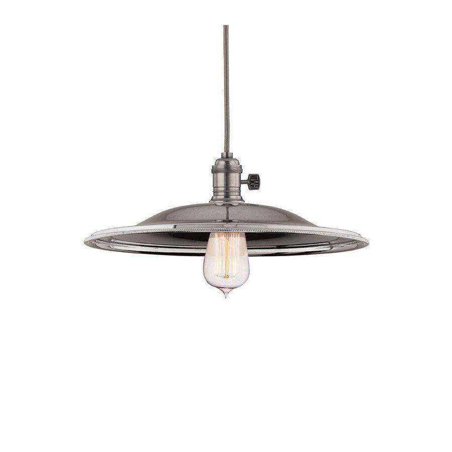 Hudson Valley Heirloom 1 Light Pendant - Historic Nickel 8001-HN-MM2