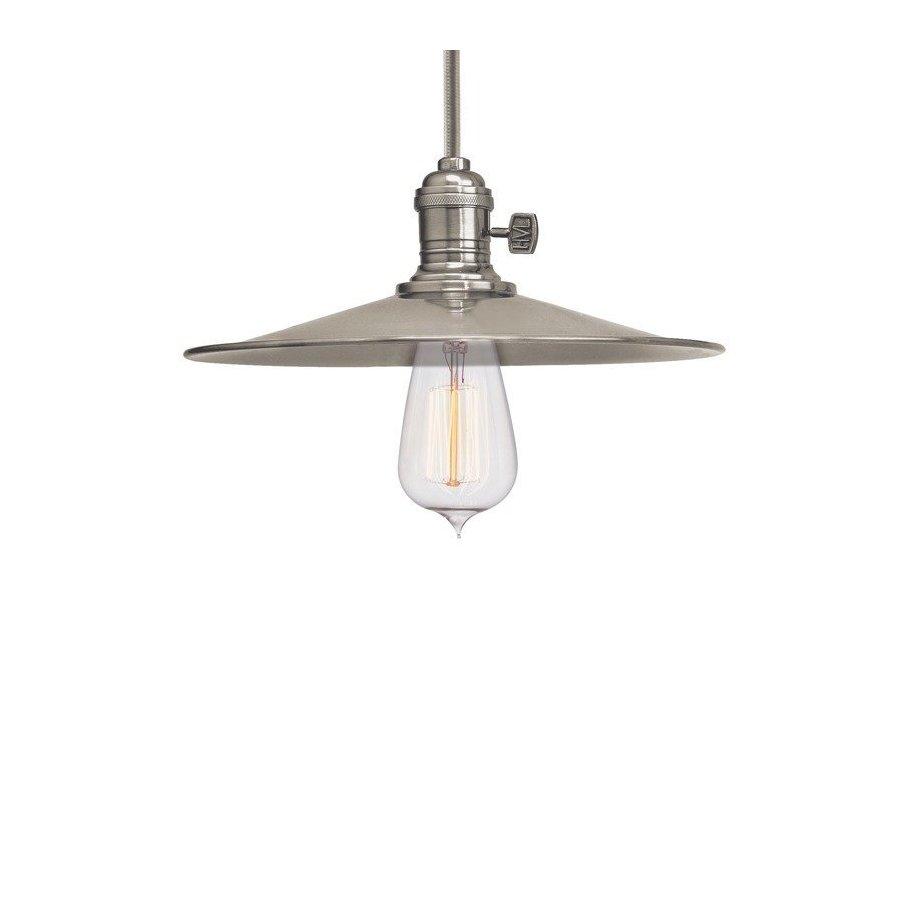 Hudson Valley Heirloom 1 Light Pendant - Historic Nickel 8002-HN-MS1