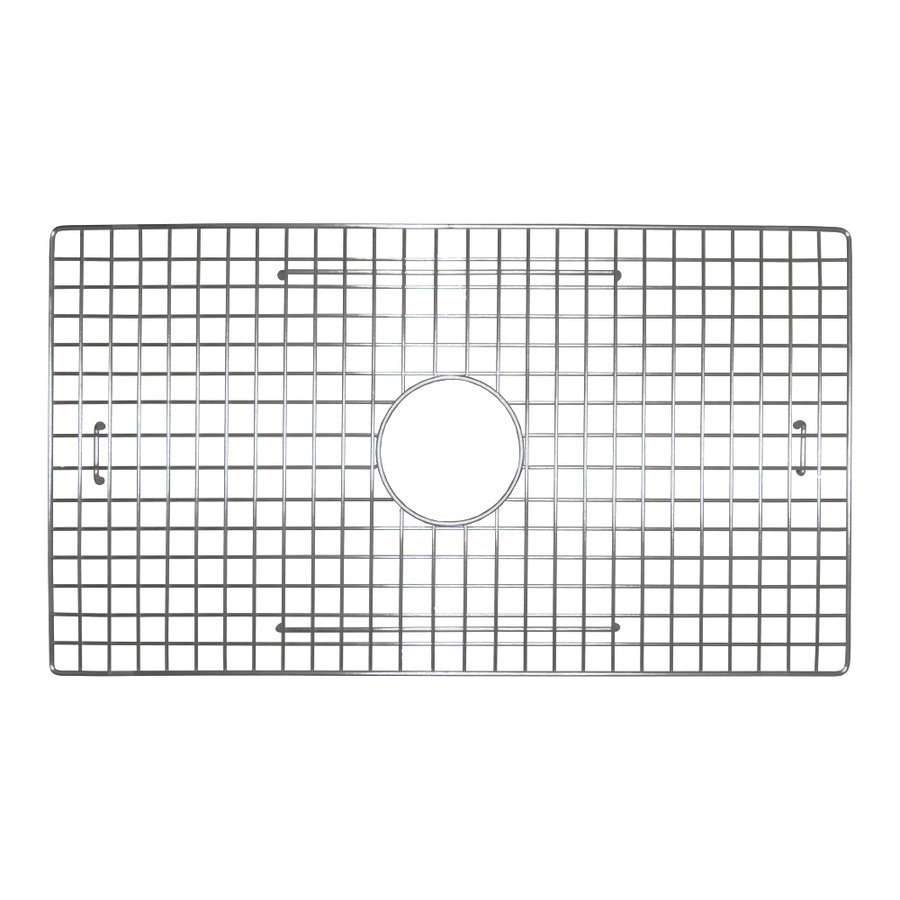 "Native Trails 26-1/2"" x 14-1/2"" Sink Bottom Grid -Stainless Steel GR2714-SS"