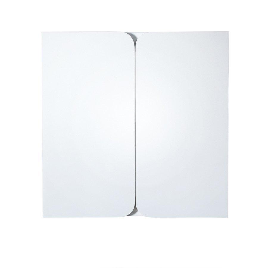 """Fresca Energia 48"""" White Three Panel Folding Mirror FMR5092PW"""