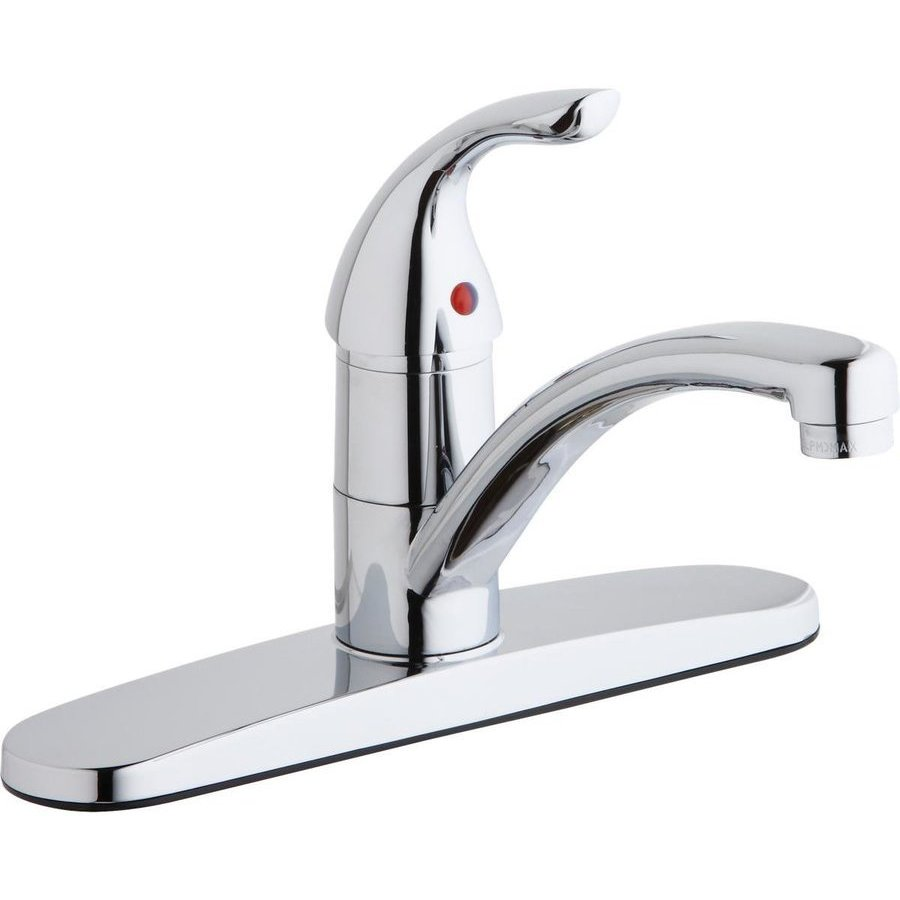 Elkay Everyday Traditional Kitchen Faucet - Chrome LK1000CR