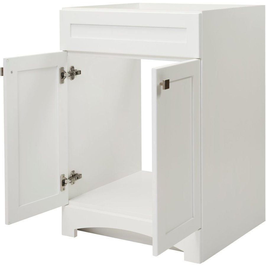 Foremost 25 Inch Width Monterrey Single Sink Bathroom ...
