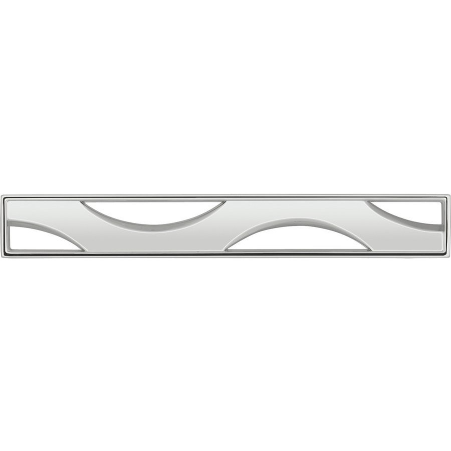 Hickory Hardware River 3 Inch Center to Center Chrome Cabinet Pull P3583-CH