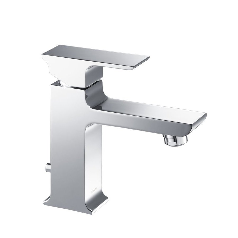 Stufurhome Adler Modern/Contemporary Single Hole Bathroom Faucet - Chrome ST1001CH