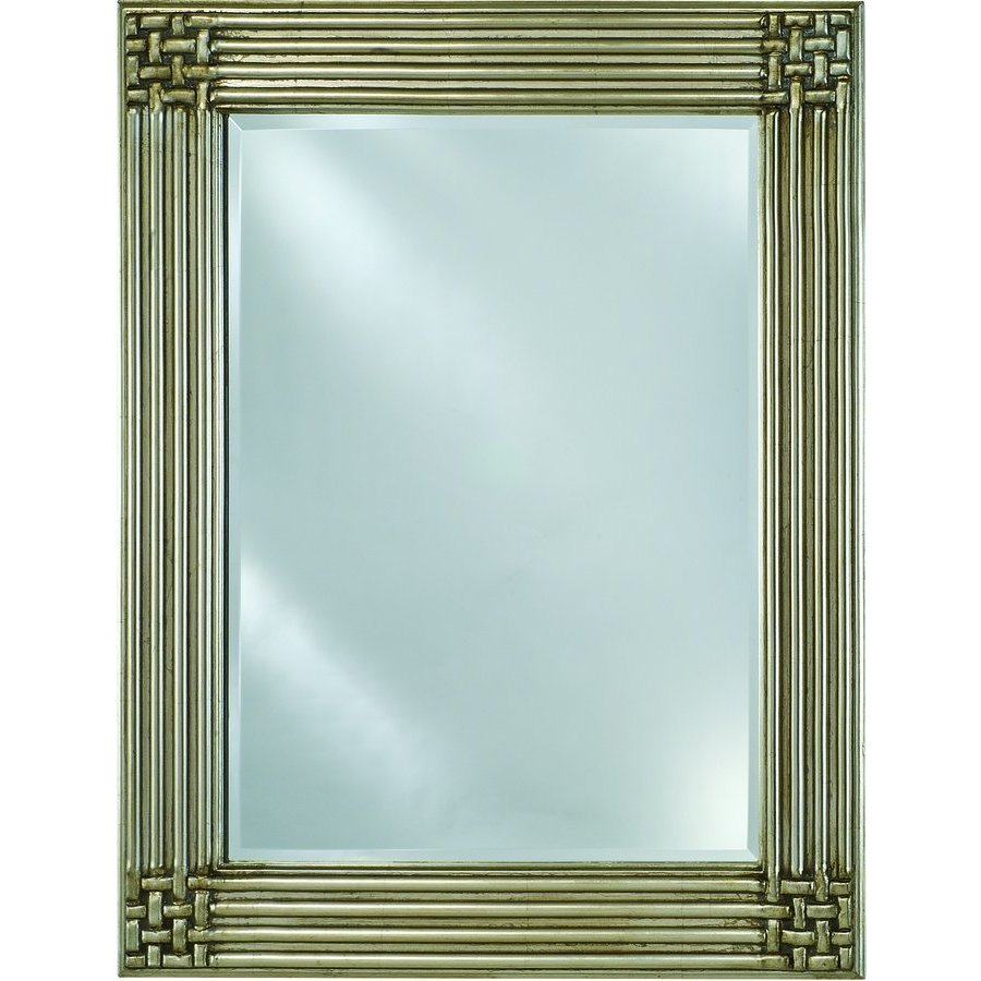 Afina Vanderbilt 28 Mirrored Medicine Cabinet Decor Antique Gold