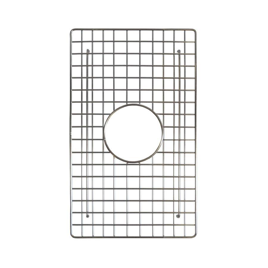"Native Trails 10-1/4"" x 17-1/4"" Kitchen Sink Grid - Stainless Steel GR1710-SS"
