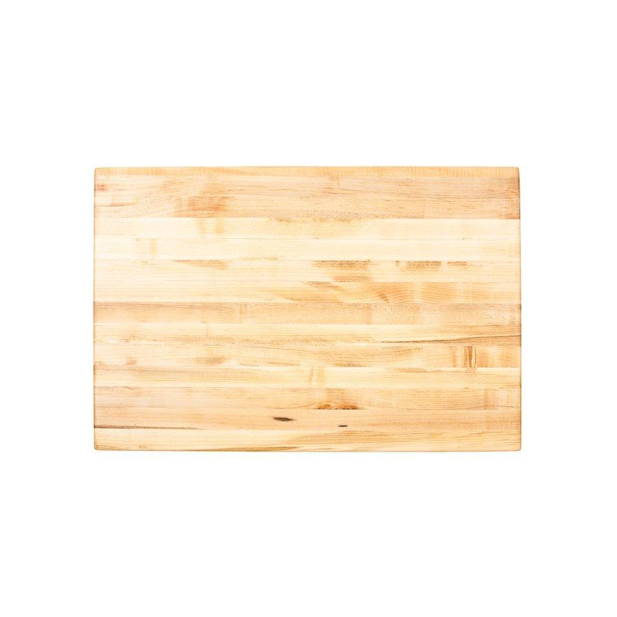 Jeffrey Alexander 36 inch Hard Maple Edge Grain Butcher Block Top Only ISL10-TOP