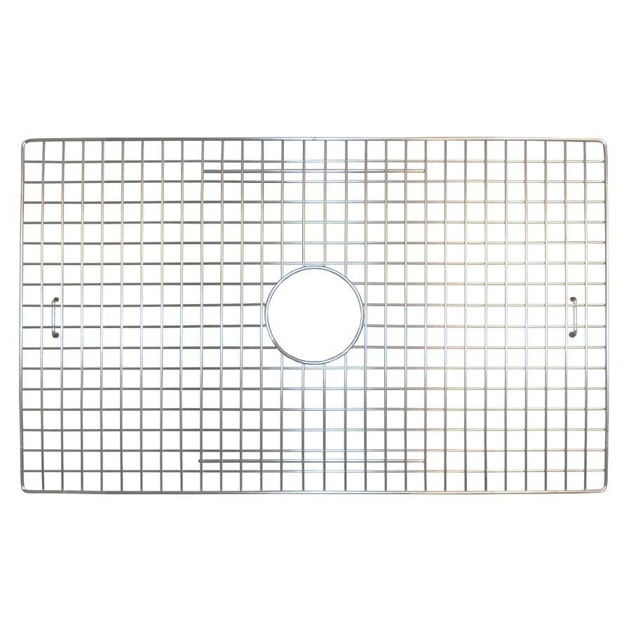"Native Trails 29"" x 18"" Kitchen Sink Bottom Grid - Stainless Steel GR2917-SS"