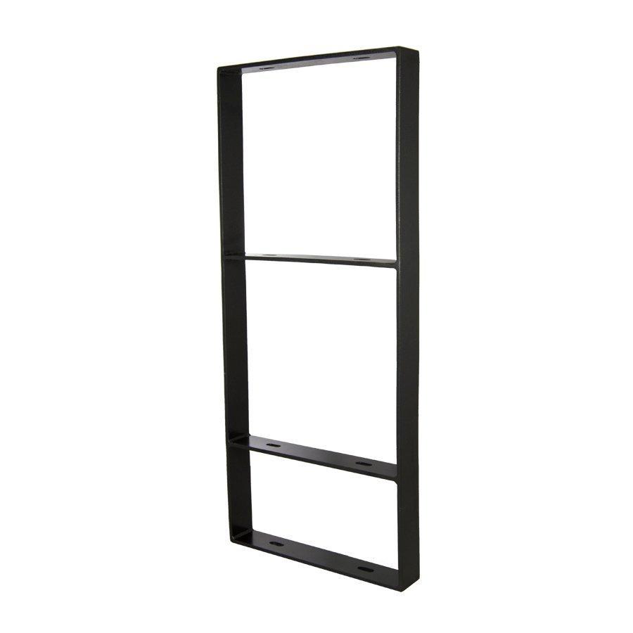 Federal Brace Universal Shelf System 29 inch H Black 40060