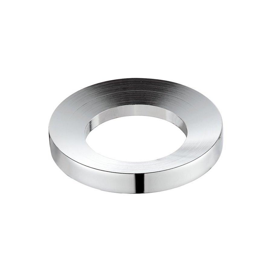 Kraus Vessel Sink Mounting Ring Chrome MR-1CH