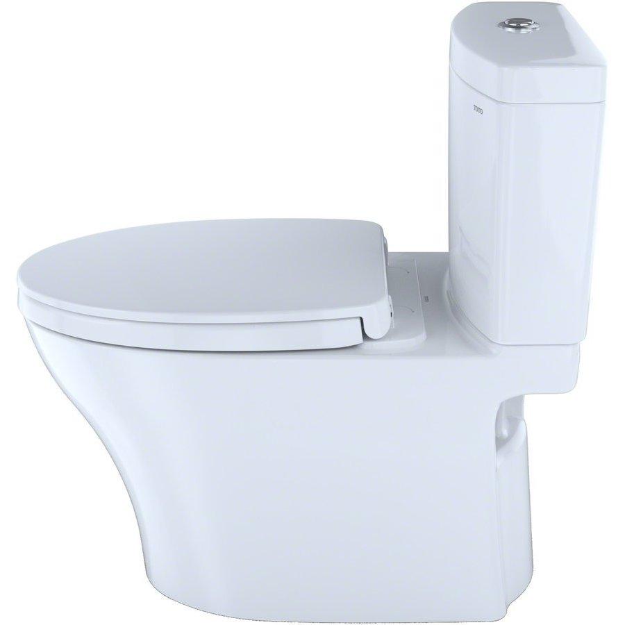 Toto Aquia Iv 1g Two Piece Elongated Dual Flush 1 0 And 0