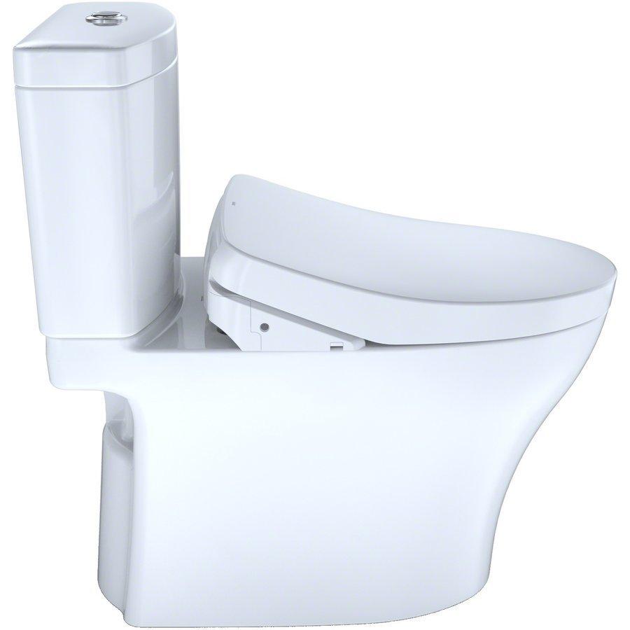 Toto Washlet Aquia Iv 1g Two Piece Elongated Dual Flush 1