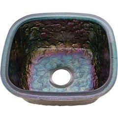 """14-1/8"""" W x 15-3/4"""" L Blue Reflections Undermount Kitchen Sink"""