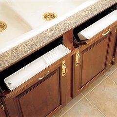 Standard and Accessory Sink Trays with Hinges