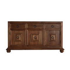 "60"" Mykonos Single Cabinet only w/o Top - Cinammon"