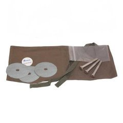 Post Mounting Kit with Round Bearing Plate