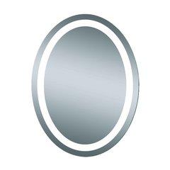 "Illume 24"" x 32"" Oval Mirror - LED Backlit"