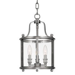 Mansfield 3 Light Island Pendant - Polished Nickel <small>(#1310-PN)</small>