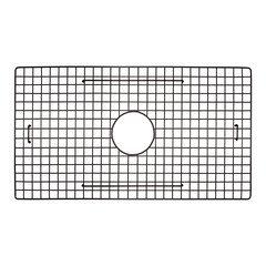 """26"""" x 14"""" Kitchen Sink Bottom Grid - Mocha"""