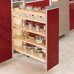 448 Series Pullout Base Organizer by Rev-A-Shelf
