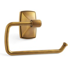 Clarendon Tissue Roll Holder Gilded Bronze