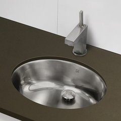 "DECOLAV Taji 19-1/4"" x 16-1/4"" Universal Bathroom Sink"