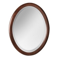 "18"" x 22"" Shiloh Wall Mount Mirror - Cognac"