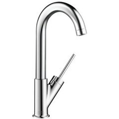 Starck Bar Faucet, 1.5 GPM - Chrome