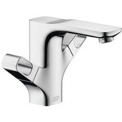 Urquiola 2-Handle Single-Hole Faucet - Chrome