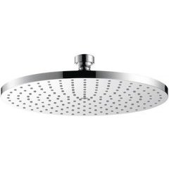 Downpour 240 AIR 1-Jet Showerhead, 2.5 GPM