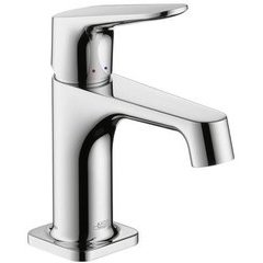 Citterio M Single-Hole Faucet, Small - Chrome