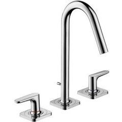 Citterio M Widespread Faucet - Chrome