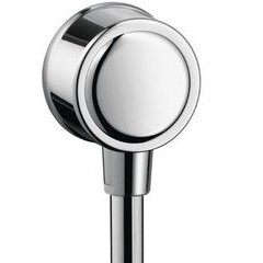 AXOR Montreux Wall Outlet with Check Valves - Chrome