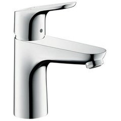 Focus 100 Single-Hole Faucet - Chrome