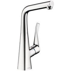 Metris Bar Faucet, 1.5 GPM - Chrome <small>(#04509000)</small>