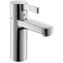 Metris S Single-Hole Faucet without Pop-Up - Chrome